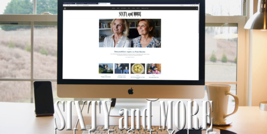 Sito web Sixty and More