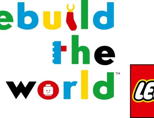 LEGO ricostruisce il mondo