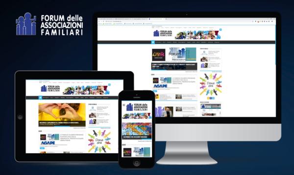 Sito Web Forum Famiglie