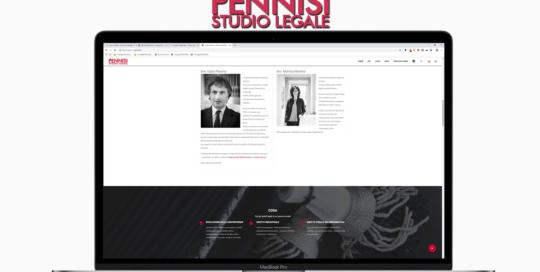 Sito Web Pennisi
